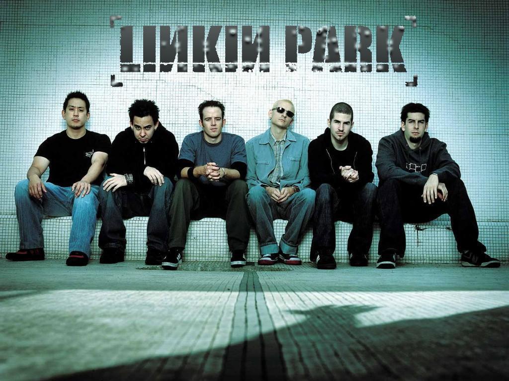 фото группы линкин парк.