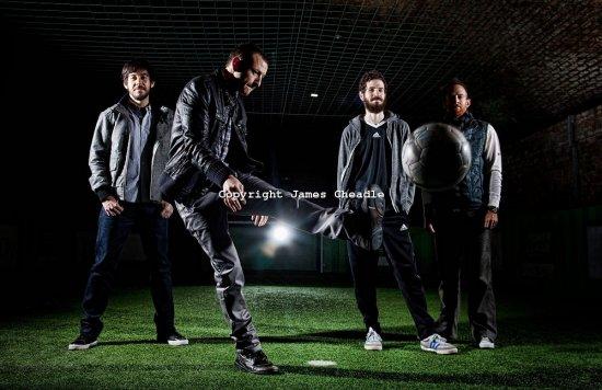 Футбольная фотосессия